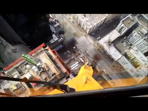 How to Operator a Tower Crane: Hanging Iron