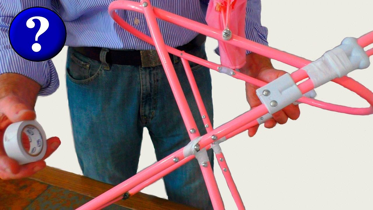 Реставрация коляски своими руками