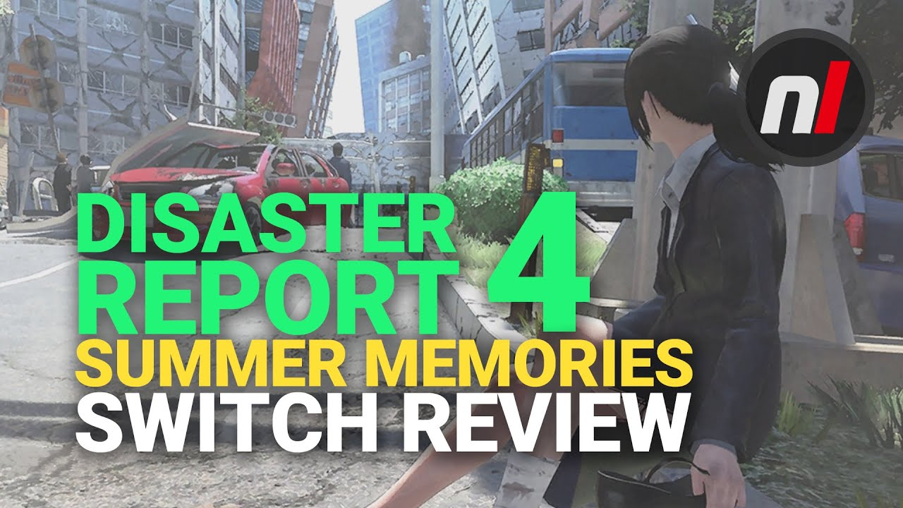 Disaster Report 4: Summer Memories Nintendo Switch Review - Is It Worth It? - Nintendo Life