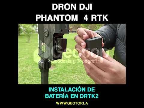 5 Instalacion de Bateria en DRTK2