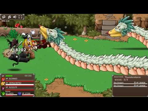 Epic Battle Fantasy 5 - The Beyond