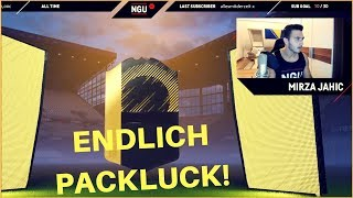 ENDLICH PACKLUCK! 🔥🔥 WEEKEND LEAGUE REWARDS - FIFA 18 PACK OPENING