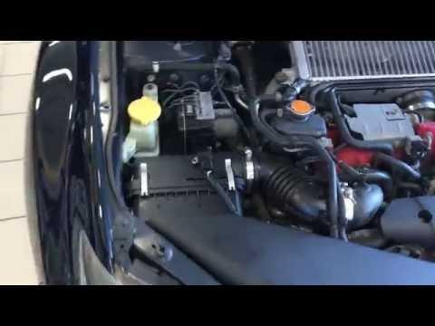 Checking For Mod Evidence On 2 CarMax Subaru STI's