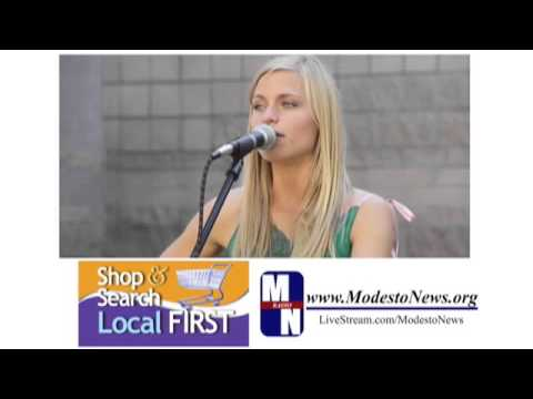 Tara Tinsley Radio Show - Live Music Set - Modesto, California
