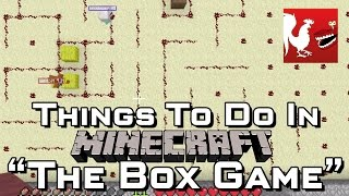 Things to Do In Minecraft - Box Game | Rooster Teeth