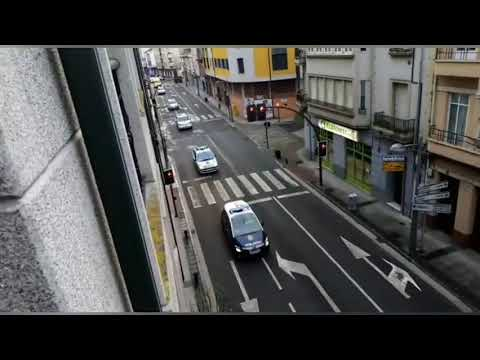 Las sirenas suenan en Monforte durante el confinamiento