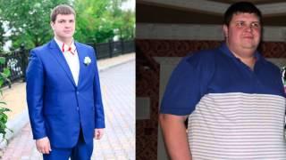 Отзыв Михаила. Похудение До и После  работы с Андреем Никифоровым