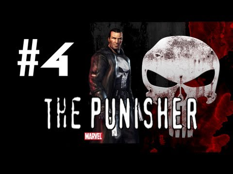 The Punisher: The Video Game - Let's Play #4