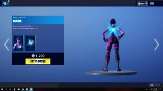 Fortnite Item Shop 4th May *New* Luminos and Dream skins, Astral Axe, Shard Break Wrap, Arcana