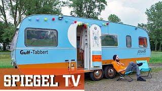 Wohnwagen als Wohnungsersatz: Mietenwahnsinn in Hamburg (SPIEGEL TV)