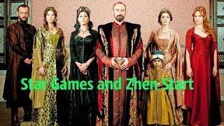 """""""Великолепный Век"""" The Sims 3 """"Muhteşem Yüzyıl"""""""