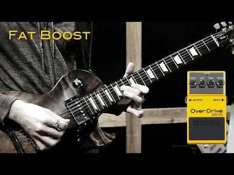 BOSS OD-1X DEMO [Presented by MUSICLAND KEY]