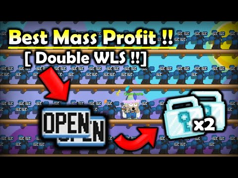 Download DOUBLE YOUR WLS WITH THIS LAZY MASS !! [INSANE PROFIT !] | [ MUST WATCH ]