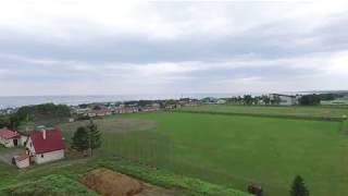 オホーツク海空撮!雄武町からのドローン風景