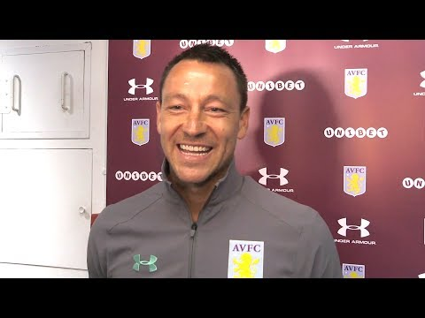John Terry Interview As He Signs One-Year Deal With Aston Villa