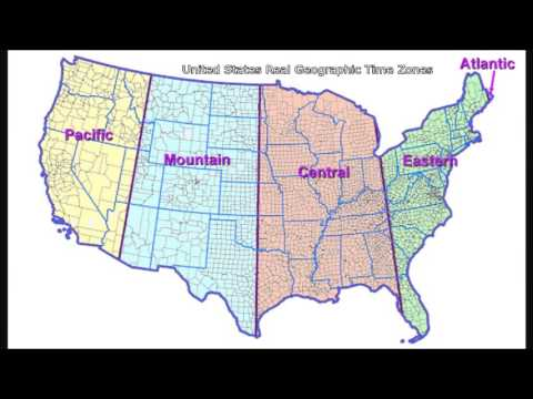 Most of Texas needs to switch to the Mountain Time Zone