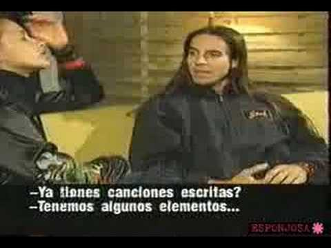 Red Hot Chili Peppers entrevista 1997