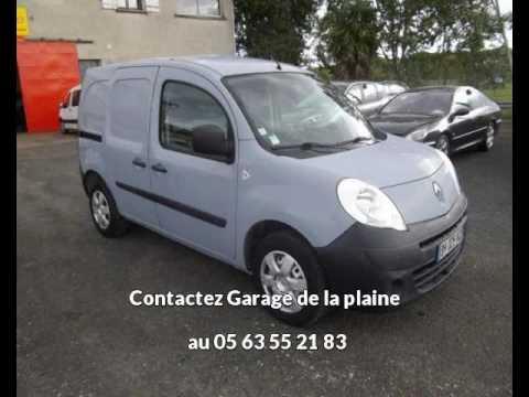 Renault Kangoo Ii Occasion Visible A Florentin Presentee Par Garage