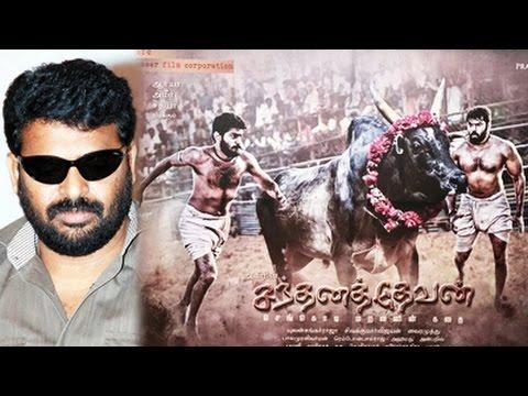 Ameer Directs Arya in a Sallikattu related Film Santhana Devan | Kollywoodgalatta