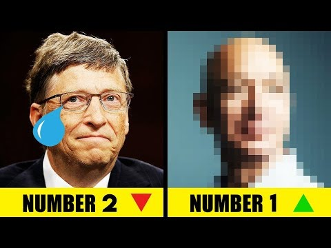 The Top 50 Richest People In The World!