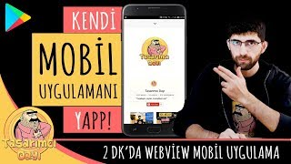 MAKE YOUR MOBILE APPLICATION! (Free and Simple Mobile Application How To Make)