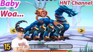 ✔️Trái Tim Rubi Dragon City HNT choi game GAME NÔNG TRẠI RỒNG HNT Channel