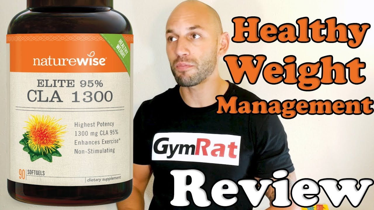 Naturewise Healthy Weight Management Cla 1300 Supplement Review