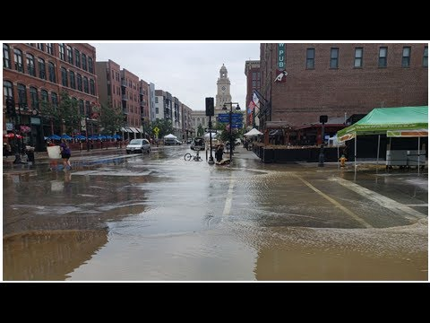 Which Downtown Des Moines Bars Restaurants Are Closed After Flooding In Farmers Market Area