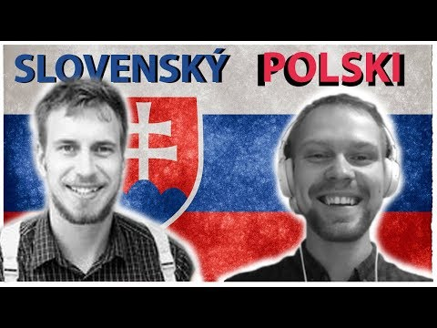 How mutually intelligible is Polish and Slovak? Polish Slovak conversation.