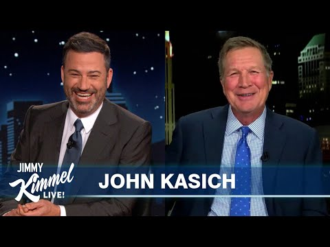 Republican Governor John Kasich on Why He's Voting for Biden