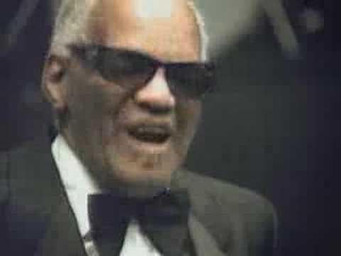 Ray Charles - Diet Pepsi Ad (1991)