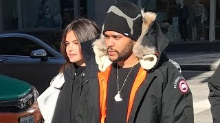 Selena Gomez Joins The Weeknd in His Hometown of Toronto -- Details of Their Trip