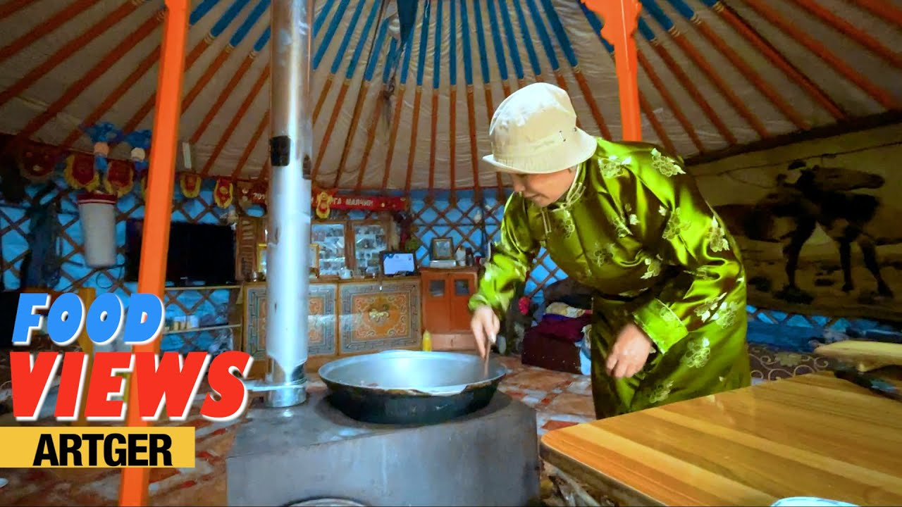 Download SHUUZ MEAT: Mongolian Nomad ALL NATURAL Food Preservation | Food Views