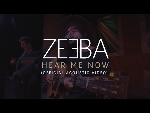 Hear Me Now - (Official Acoustic Video)