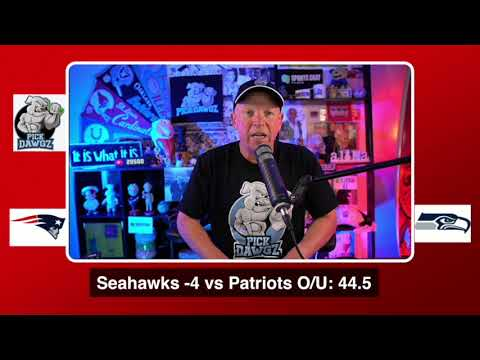 Seattle Seahawks vs New England Patriots NFL Pick and Prediction 9/20/20 Week 2 NFL Betting Tips SNF