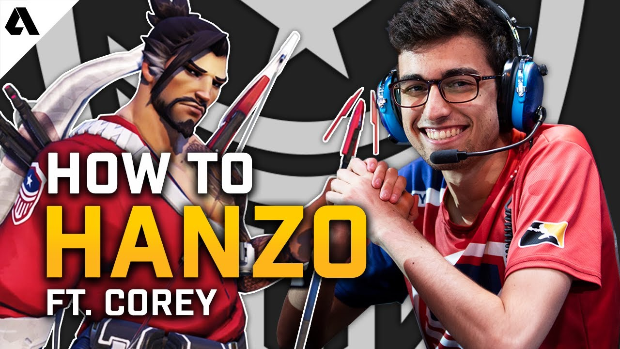 How To Hanzo ft. Corey | Overwatch League Pro Hero Tips