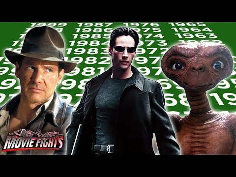 What's the Best Year in Movies EVER!? - MOVIE FIGHTS