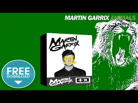 animals - martin garrix sound pack (free download)