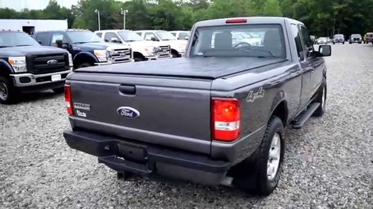 2011 ford ranger 4x4 xlt youtube