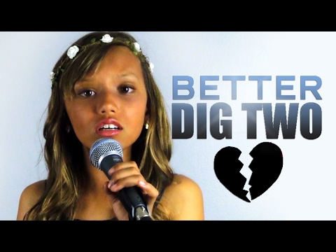 Better Dig Two - Incredible Cover 11 Year Old Singer Raina Dowler - The Band Perry