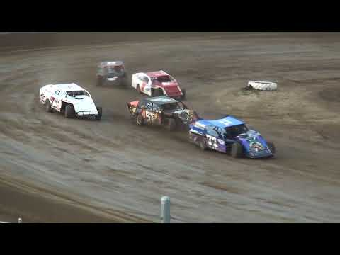 IMCA Modified Heat 2 Independence Motor Speedway 8/18/18