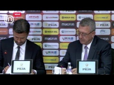 """Zyrtarizohet trajneri i Kombëtares, Panucci: Objekti i rradhës, """"Europiani 2020"""""""