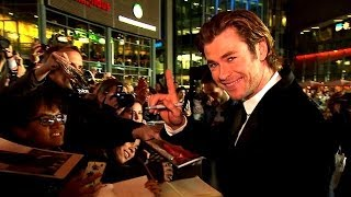 Thor: The Dark Kingdom - Premiere Berlin