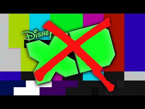 THE END OF DISNEY XD!?