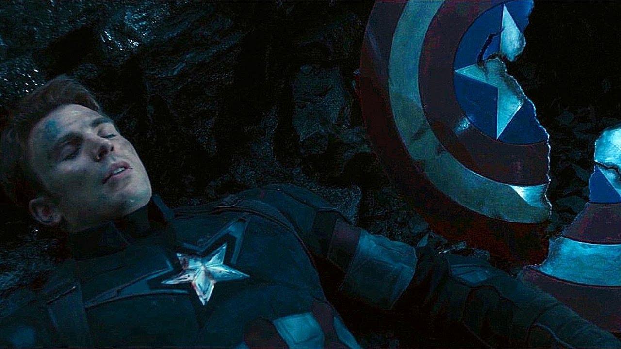 Death Of The Avengers - Tony Stark's Vision Scene - Avengers: Age ...
