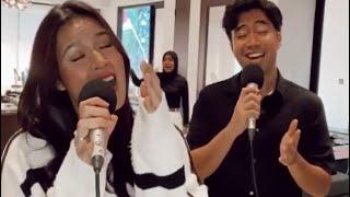 Bahasa Kalbu - Raisa feat Vidi Aldiano || Harmonisasi yg epic, auto merinding