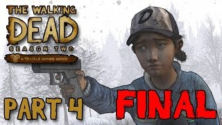 (Part 4 FINAL) Let's Play: The Walking Dead Season 2: Episode 5 [BLIND] - Regretful Decisions....