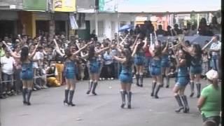 Festival de Bandas San Julián 2013 Instituto Nacional Thomas Jefferson, Sonsonate