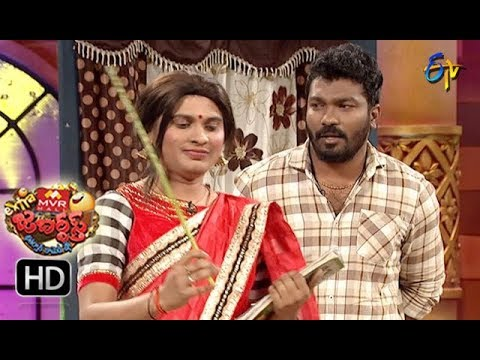 Rocking Rakesh Performance | Extra Jabardasth | 17th August 2018 | ETV Telugu
