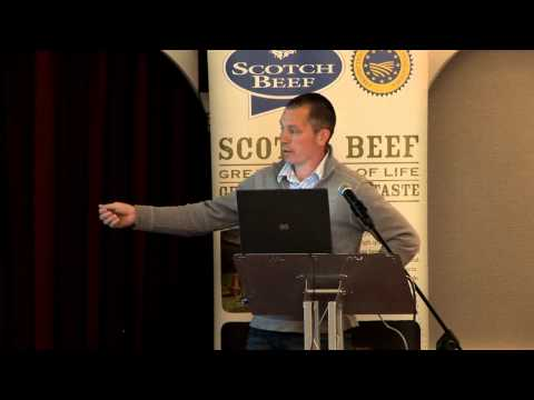 QMS Grazing for Growth Conference - Grass into Milk - Rhys Williams